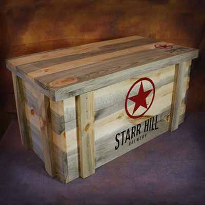 Star Hill Brewery Jockey Box