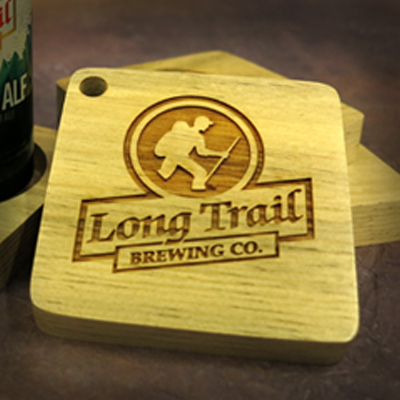 Long Trail Beverage Coasters