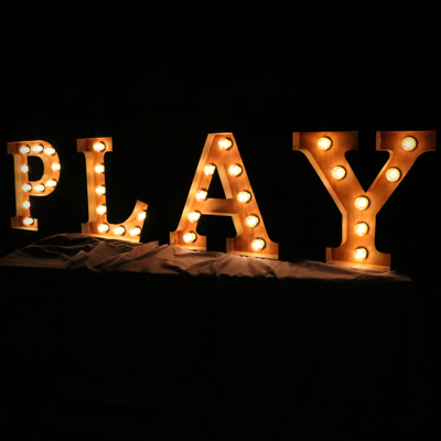 Playtime Vintage Look LED